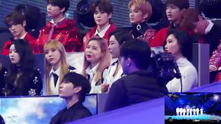 "Download [171231] MBC 가요대제전 Mamamoo reaction to EXO ""Universe"" short part 직캠 Mp3"