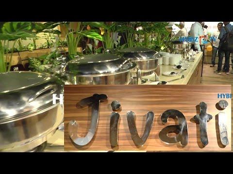 Jivati Organic Veg Restaurant Launch | Jubilee Hills Hyderabad | hybiz