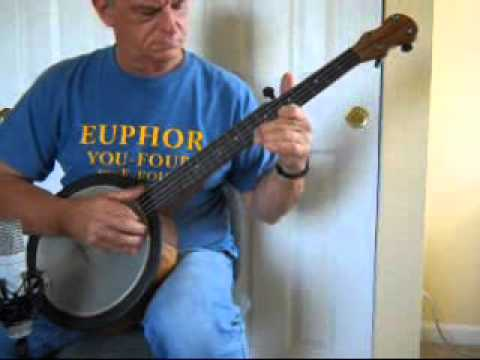 Artisan Mountain Banjo.wmv