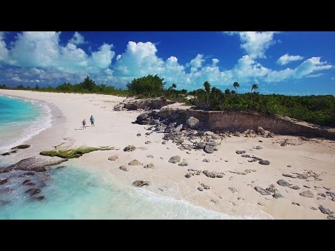 The Ultimate Turks And Caicos Exploration - 4K Phantom 3 Pro Drone