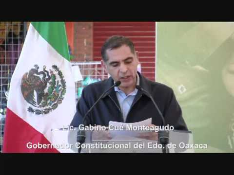 Inauguran Gabino Cué Monteagudo y Mané Sánchez Cámara Tercera Semana Nacional de Salud