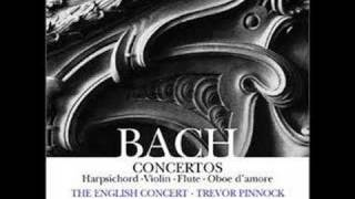 Bach - Harpsichord Concerto No.3 in D Major BWV 1054 - 1/3
