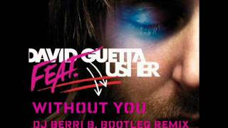David Guetta ft. Usher - Without you ( DJ BeRRi B. Bootleg Remix )