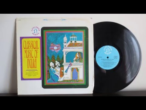 Classical Music Of India (1967) - Vinyl Reincarnation