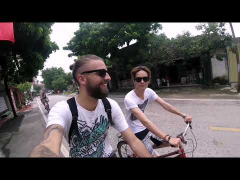 Adventure in Hanoi and Hoa La