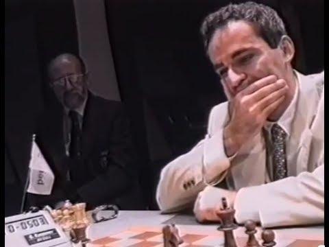 First Computer to Beat Kasparov - Intel Grand Prix London 1994