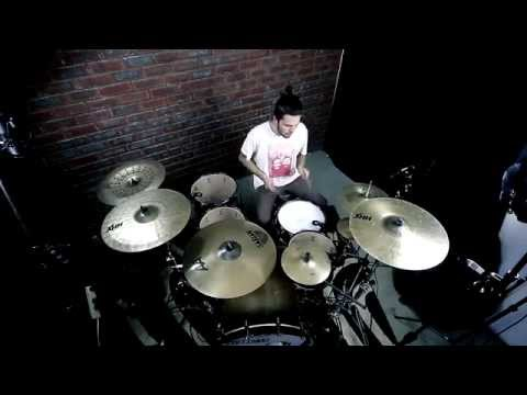 Northlane - Leech (Cameron Jones Drum Cover)