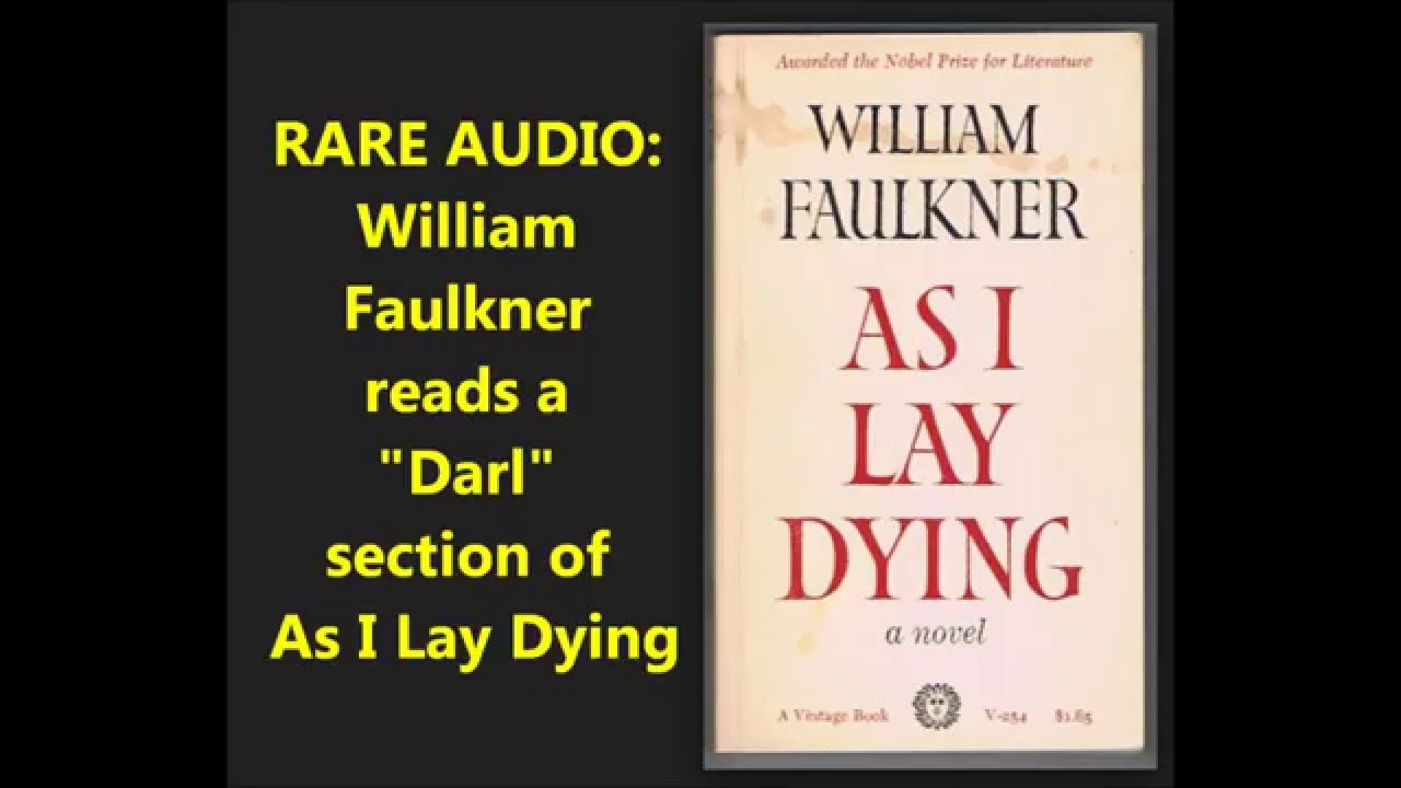 as i lay dying novel pdf