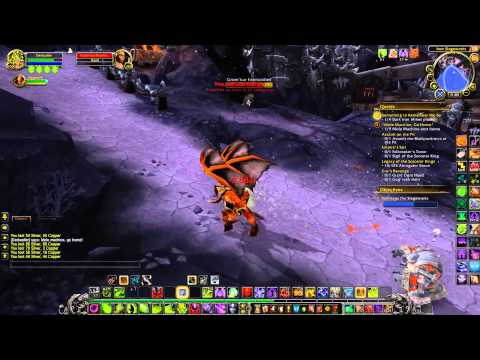 Warlords of Draenor Garrison Campaign: Seismic Matters