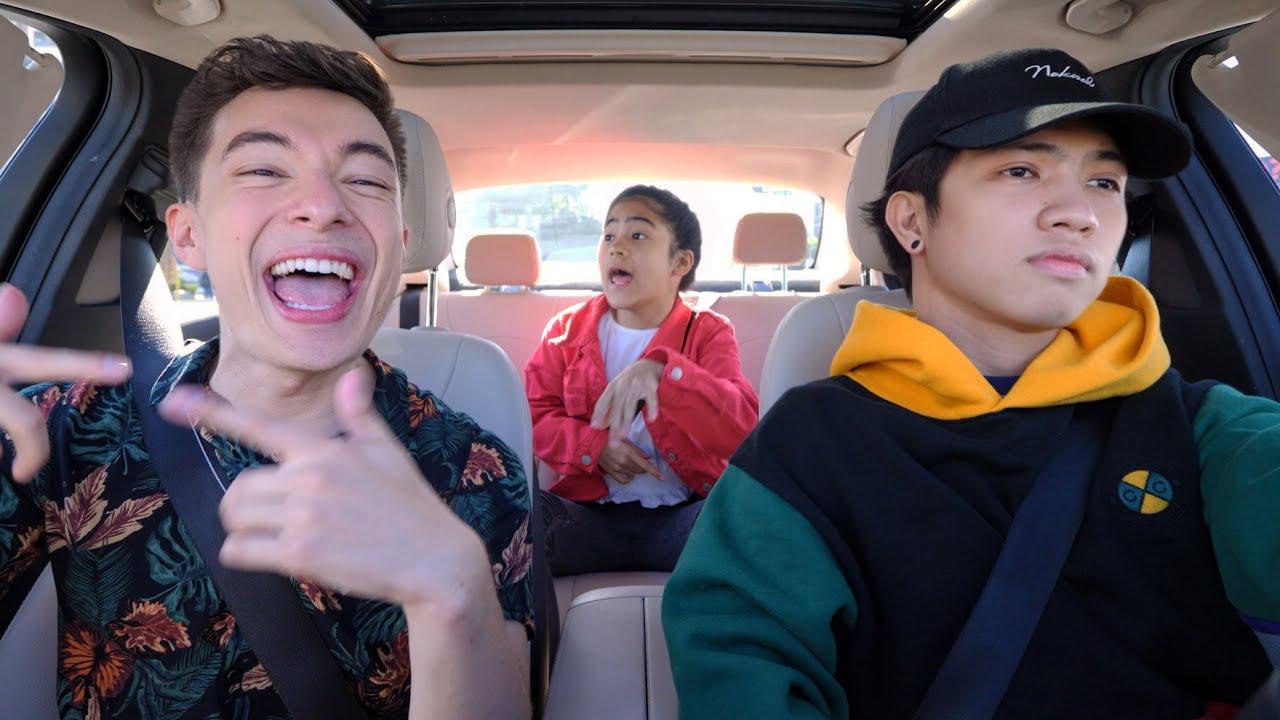 Download Car Rides with Motoki ft. Ranz and Niana