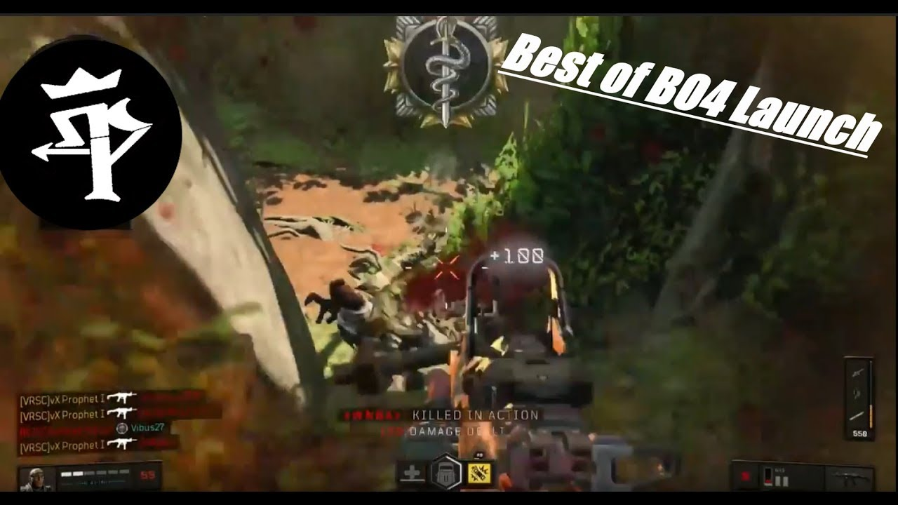 "Prophet's Teachings Pt.4- ""Best of BO4 Launch"""