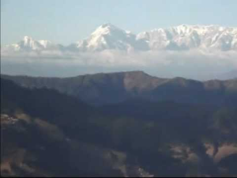 Excellent Himalaya mountain views, India