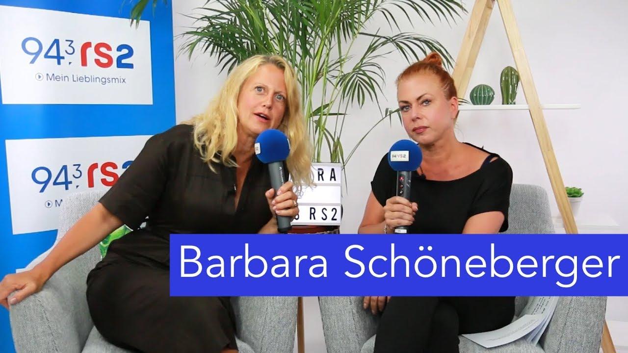 Barbara Schöneberger über Kuscheldecke - YouTube