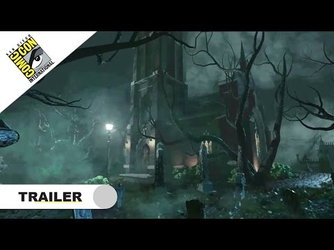 Sleepy Hollow VR Experience - SDCC 2014 Trailer