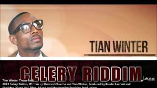 New Tian Winter | THROW BACK [2013 Antigua Soca][Celery Riddim, Produced By Kendel & Shealdon]
