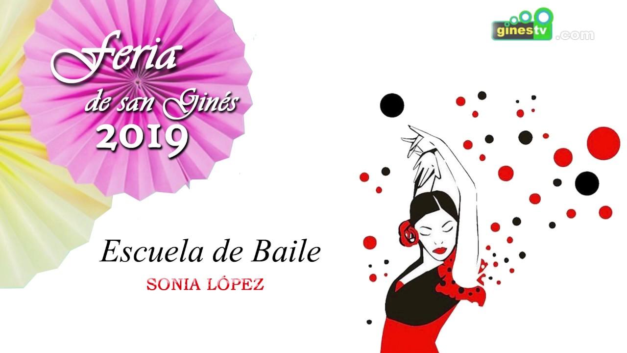 ACTUACIÓN DE LA ESCUELA DE BAILE DE SONIA LÓPEZ