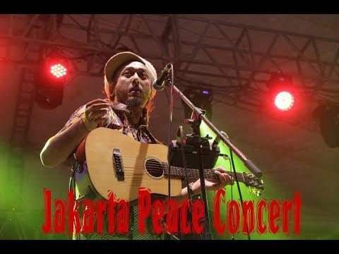 Ras Muhamad (Musik Reggae Ini) Jakarta Peace Concert