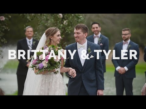 Brittany & Tyler | Wedding Highlight Video | Venue 311 in Plantersville, TX
