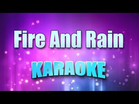 Taylor, James - Fire And Rain (Karaoke & Lyrics)