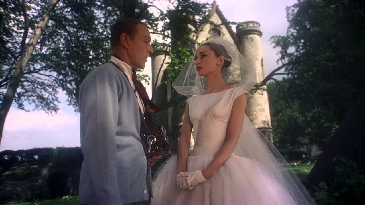 Funny Face (1957) | (3/3) | Wedding Dress - YouTube