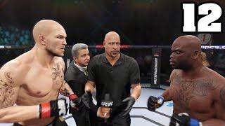 UFC 2 German Karriere #12 Was für ein Kampf