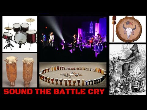 Should Drums Be Used to Worship God? Beats, Voodoo, Psychological Warfare, Dubstep