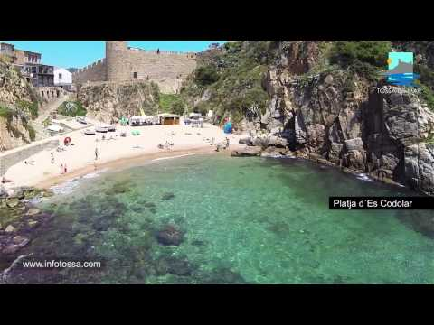 Tossa De Mar, El Paradís Blau De La Costa Brava - @TossaTurisme
