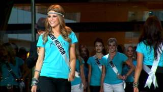 Miss USA 2011 Fashion Show with MakeupTalk Thumbnail