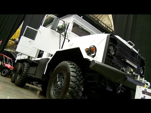 Plan B Supply - News & Buzz: Ep 04 - 2015 UVU Emergency Prep Show - Extended Cab Customization