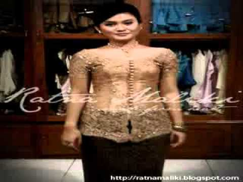 Gaun Kebaya Modern Ivan Gunawan By Kamal Kadir
