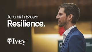Thumbnail Jeremiah Brown: Leading with resilience