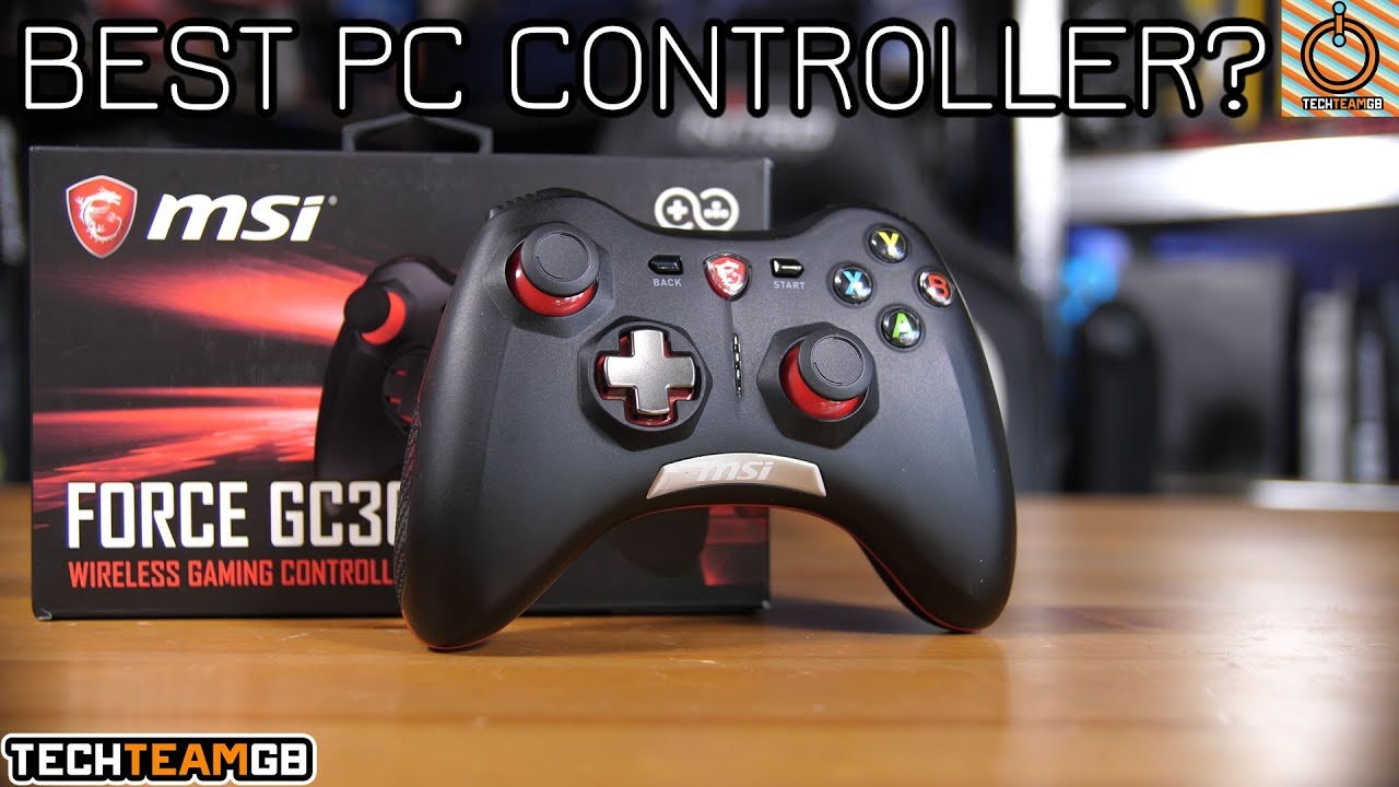 MSI GC30 Review | Best PC Gaming Controller?