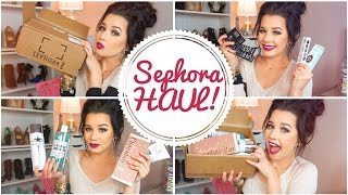 Sephora HAUL | New Products!
