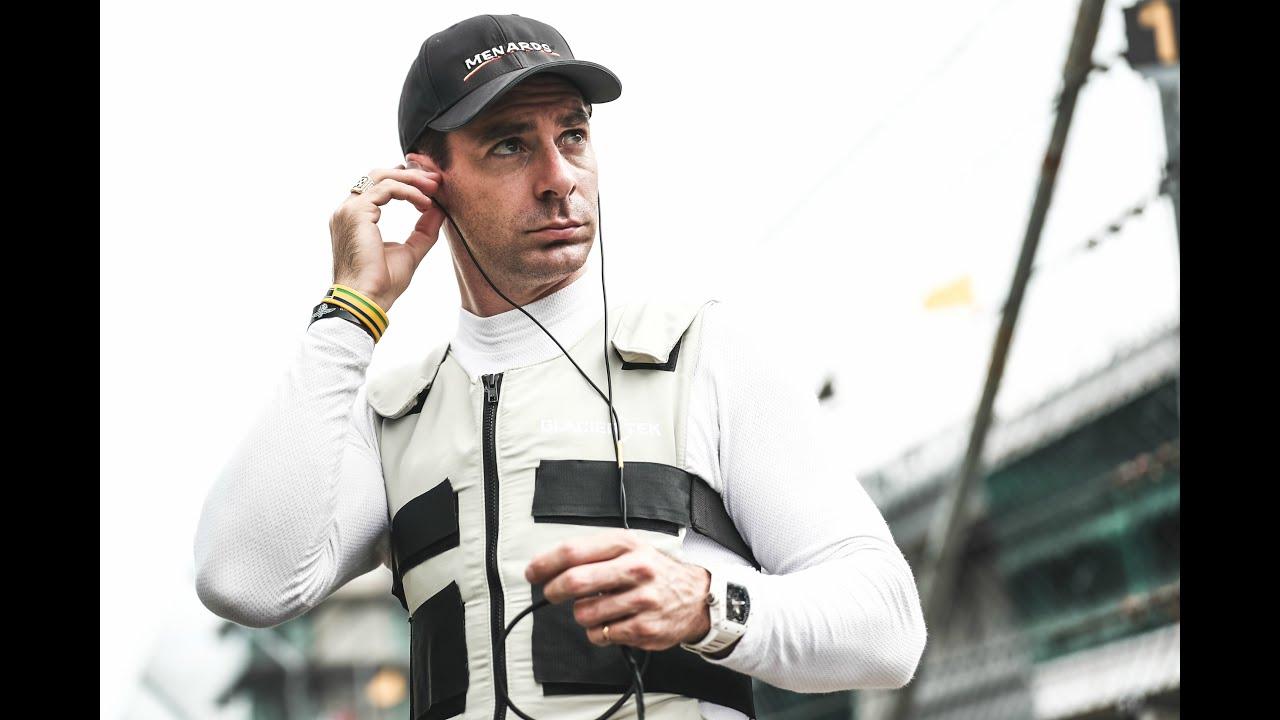 Simon Pagenaud e a história da pulseira em homenagem a Ayrton Senna