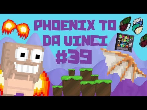 Growtopia - Phoenix To Da Vinci #39 | RSP SHOP!!