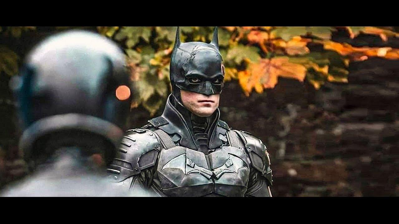 Download The Batman Trailer and New Movies Announcement - Future Batman Breakdown