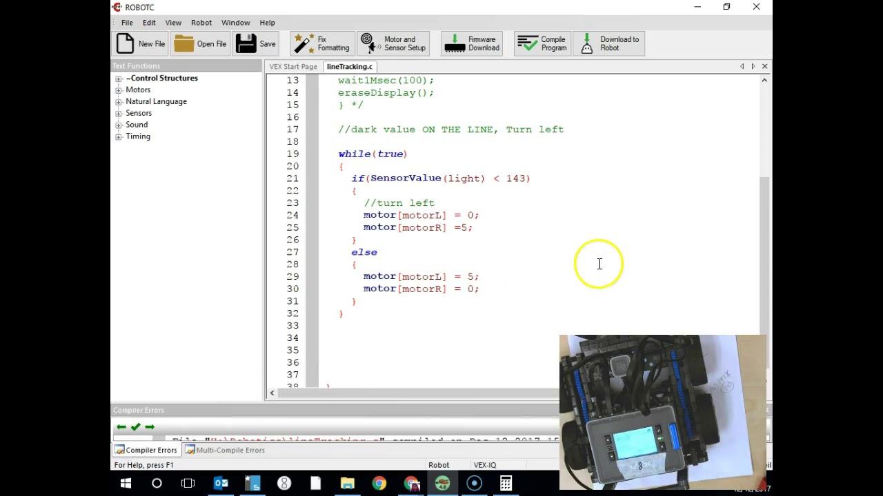 tranzacționarea lecțiilor de robot pe c