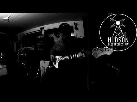 Monday Blues With Hudson Electronics Broadcast