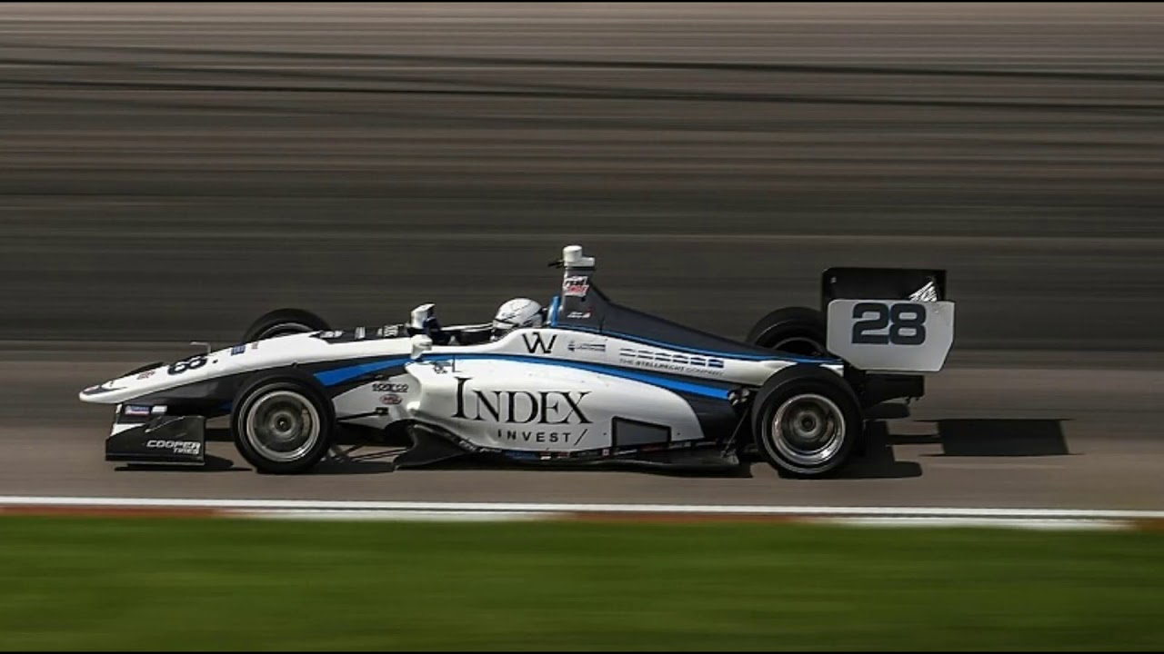 Another dominant Indy Lights win for Askew