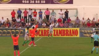 Sanluqueño 0 - El Ejido 1 (01-10-16)