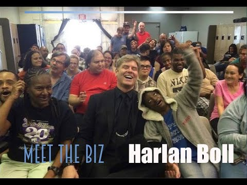 Meet The Biz :  The Harlan Boll Interview