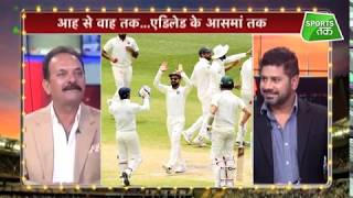 EXCLUSIVE: Gavaskar Credits Pujara & Bowlers for Adelaide, Says Ind Will win Series | Vikrant Gupta