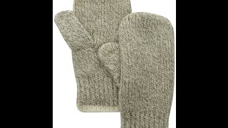 Fox River Ragg Mittens For Running Review