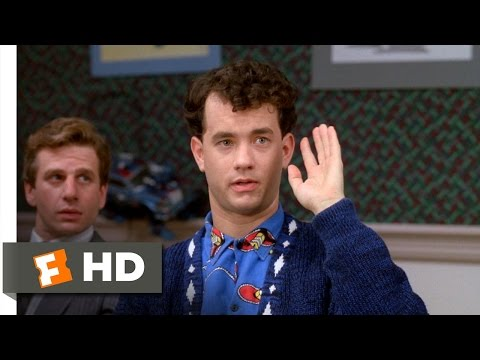 Big (3/5) Movie CLIP - Josh Doesn't Get It (1988) HD