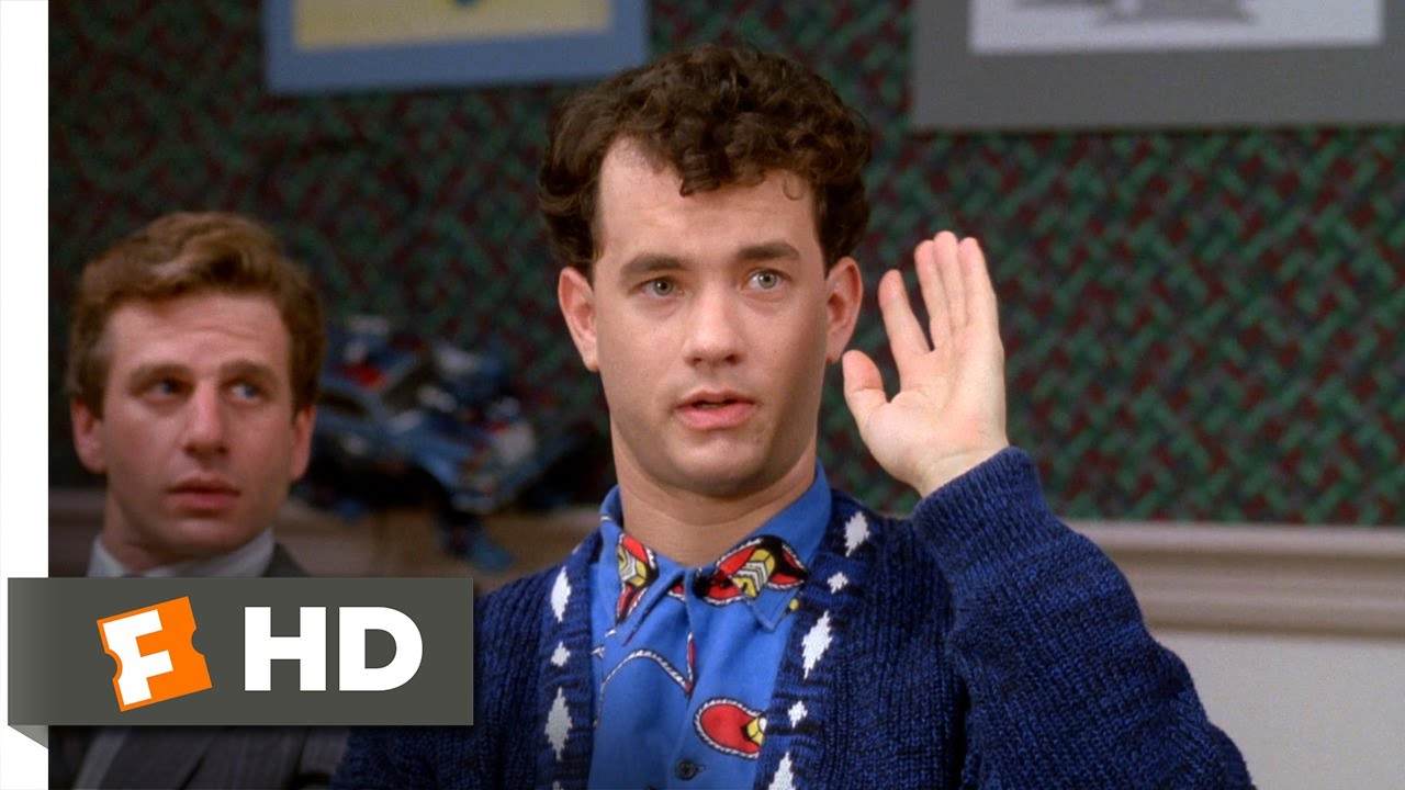 Big 1988 Josh Doesn T Get It Scene 3 5 Movieclips Youtube