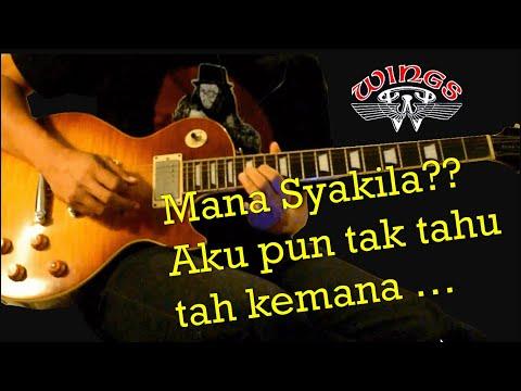 Wings - Misteri Mimpi Syakila (Cover)