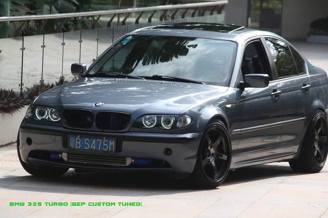 E46 325 Turbo Auto by GEP