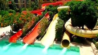 Sunwing Waterworld Makadi 5* (Egypt, Hurghada) Aquapark - Аквапарк