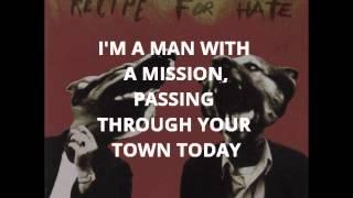 Bad Religion - Recipe For Hate ( Full Album + Lyrics )