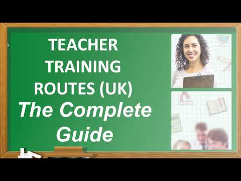 Teacher Training - Get Into Teaching